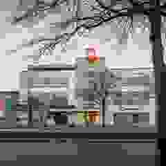 FITNESSANLAGE ELAN HANNOVER Moderne Veranstaltungsorte von XAI Bauplanung GmbH Modern