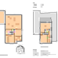 Vrijstaand woonhuis, Dordrecht van Trae Architect Modern Hout Hout