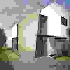 by ARQUITECTOS DELGADILLO Minimalist Concrete