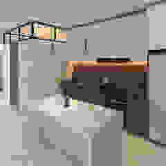 Bishan St 23 by Swish Design Works Modern Marble