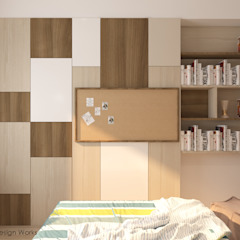 Hougang St 51 by Swish Design Works Modern Plywood