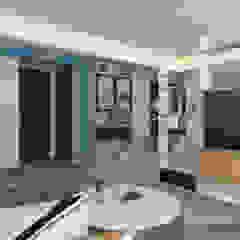 Hougang St 51 Modern living room by Swish Design Works Modern Plywood