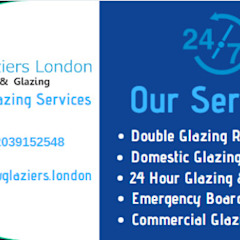 Our Services من Glaziers London بلدي زجاج