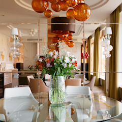 modern  by MULTIFORME® lighting, Modern Glass
