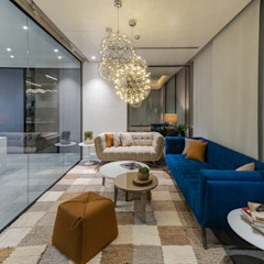 Directors lounge by Ashleys Minimalist