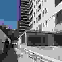 Edífio Poema Paredes e pisos minimalistas por ISG Engenharia Minimalista