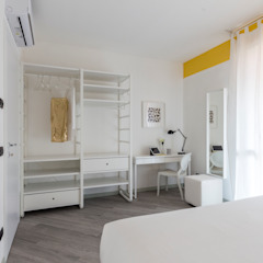 casa vacanza Firenze - RESTYLING + HOME STAGING TURISTICO 2019 di Chiara Claudi - Firenze Home Interiors & Restyling d'Interni Moderno