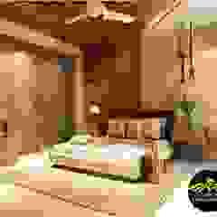 by ThirdVendor - Architects & Interiors Rustic لکڑی Wood effect