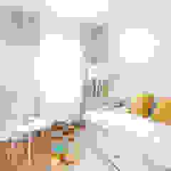 Dormitorios infantiles mediterráneos de Kiga Mediterráneo