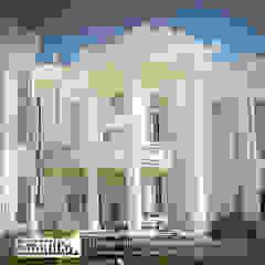 تصميم قصر السيد عبد الله الخوري من tatari company كلاسيكي حجر