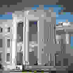 تصميم قصر السيد عبد الله الخوري من tatari company كلاسيكي حجر رملي