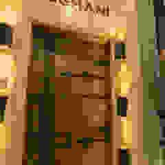 Mediterranean style doors by Vishakha Chawla Interiors Mediterranean