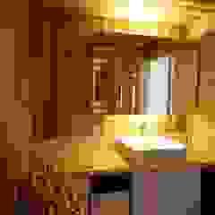 Scandinavian style bathroom by 株式会社高野設計工房 Scandinavian