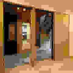 por Studio tanpopo-gumi 一級建築士事務所 Asiático