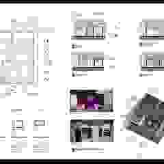 REMODELACION DE BODEGA PARA ADECUAR OFICINA EMPRESA SAI AVIANCA HOLDINGS PASTO de EHG arquitectura y construcción Moderno