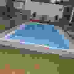 Piscina acabada Pool Solei