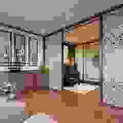 by Công ty TNHH Nội Thất Mạnh Hệ Modern Wood Wood effect