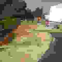 Nivelacion e instalacion de pasto de Spacios Naturales Clásico