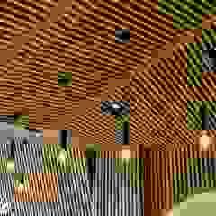 变若水御膳鍋物 根據 Zendo 深度空間設計 日式風、東方風 木頭 Wood effect