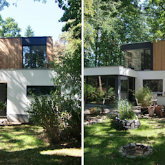 od Steinweg Claus Architekten Minimalistyczny