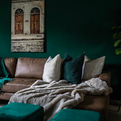 Klassische Wohnzimmer von Smth Co Klassisch