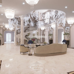 by Студия Luxury Antonovich Design Eclectic