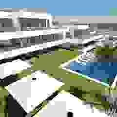 van MGR Arquitectura Mediterraan