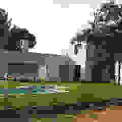 Casas de estilo rural de SANTI VIVES ARQUITECTURA EN BARCELONA Rural