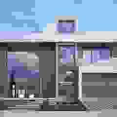 Residência EL por Celso Thomé Arquitetura Minimalista Concreto