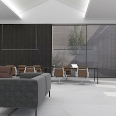 by MMEB arquitetos Minimalist Wood Wood effect