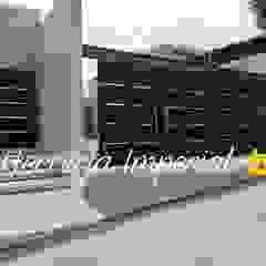 de Herreria y Aluminio Imperial Minimalista Hierro/Acero