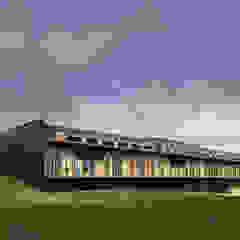 MAISON DU DEPARTEMENT Espaces de bureaux modernes par Atelier Presle Moderne