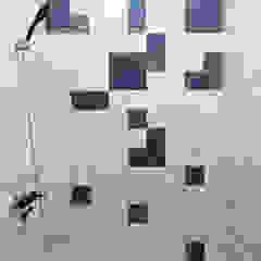肯星室內設計 Mediterranean style bathrooms