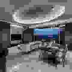 Balmoral Hills Modern living room by Summerhaus D'zign Modern