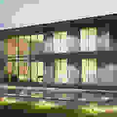 The House by HouseForm Design Studio Мінімалістичний Бетон