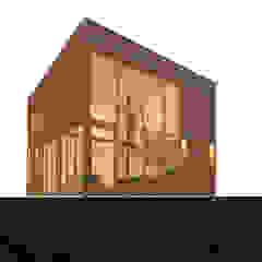 by CLAN arquitectos Mediterranean ٹھوس لکڑی Multicolored