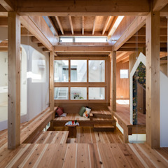 by FUMIASO ARCHITECT & ASSOCIATES/ 阿曽芙実建築設計事務所 Scandinavian