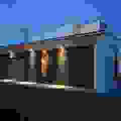 by 岩泉建築設計スタジオ Eclectic Wood Wood effect