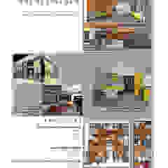 JM ARQUITECTOS Modern conservatory