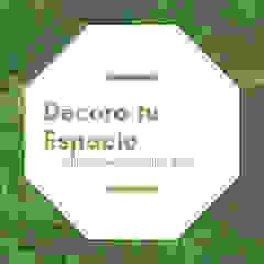 Eklektyczny basen od Decora espacio Eklektyczny