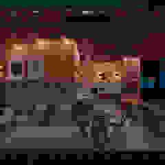Mediterranean style wine cellar by Elaine Hormann Architecture Mediterranean