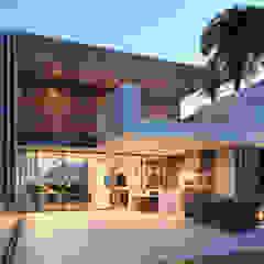 de MM Arquitetura Moderno Concreto