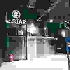 e.STAR PC Lounge by The november design group _ 더 노벰버(주) 인더스트리얼