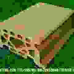 od Omah Genteng Rustykalny Cegły