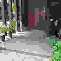 by 家と草木のアトリエ hausgras Eclectic Bricks