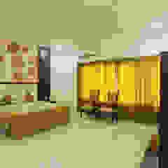 Minimalist hotels by H S AHUJA & ASSOCIATES Minimalist Plywood