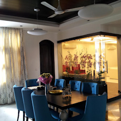 Residence Country style dining room by PlanHomes Country