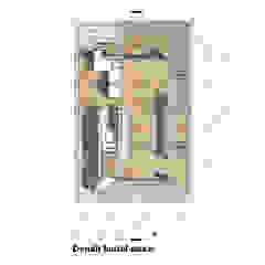 Rumah Cihanjuang Ruang Keluarga Minimalis Oleh Regi Kusnadi Minimalis