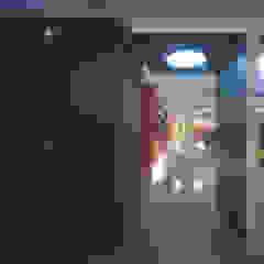 by SERPİCİ's Mimarlık ve İç Mimarlık Architecture and INTERIOR DESIGN Modern لکڑی پلاسٹک جامع