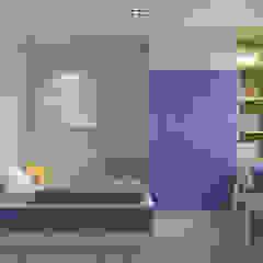 Landed property level 2 by Swish Design Works Modern Plywood